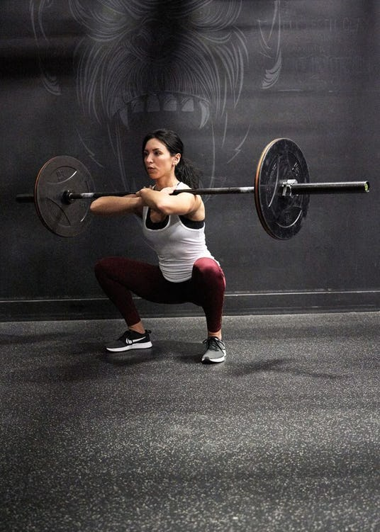 Front Squats vs. Back Squats: Everything You Need To Know For Building Muscle