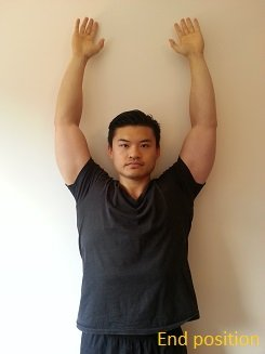 best exercise for rounded shoulders