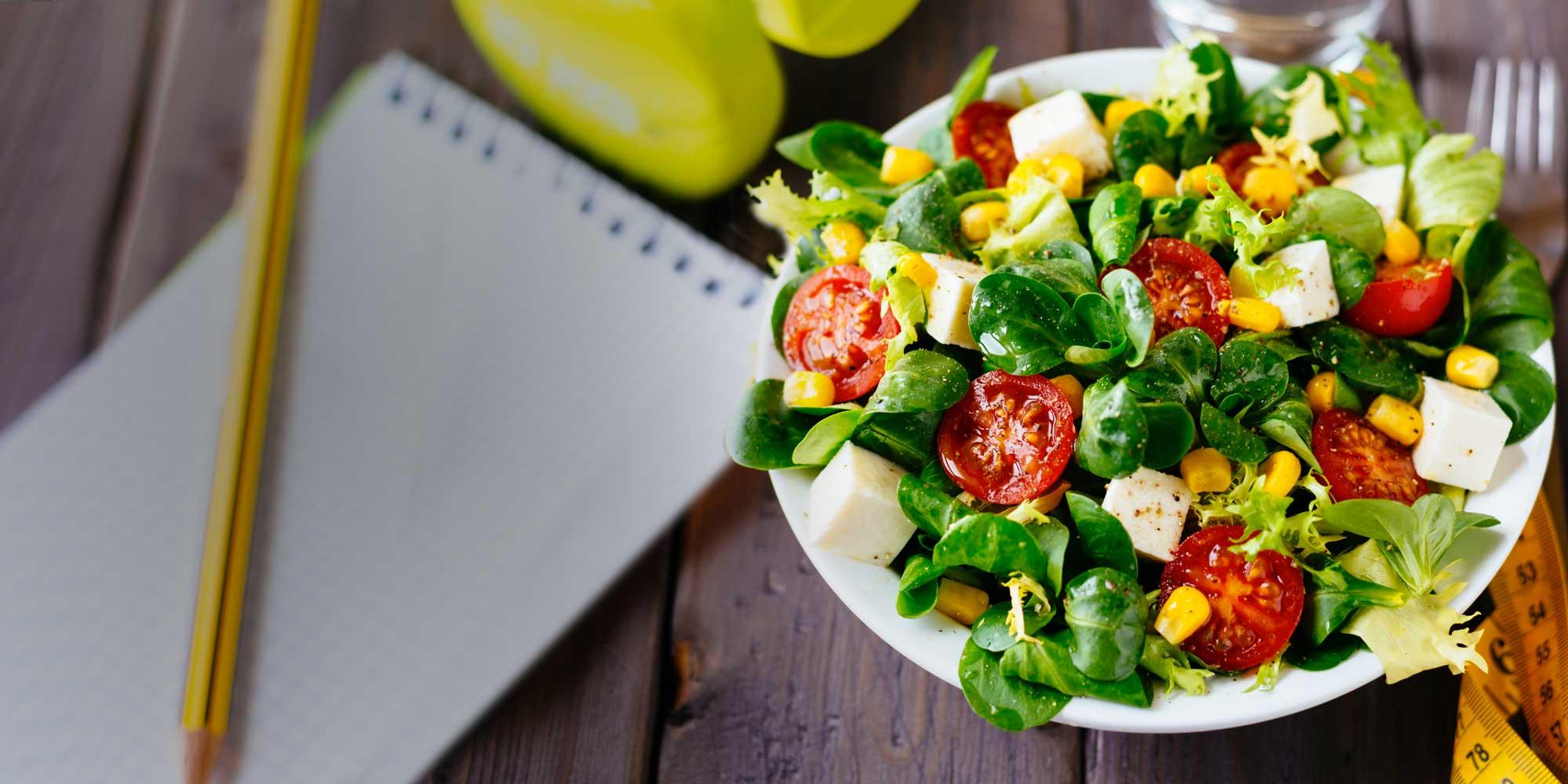 Гипохолестериновая диета - меню на неделю с рецептами