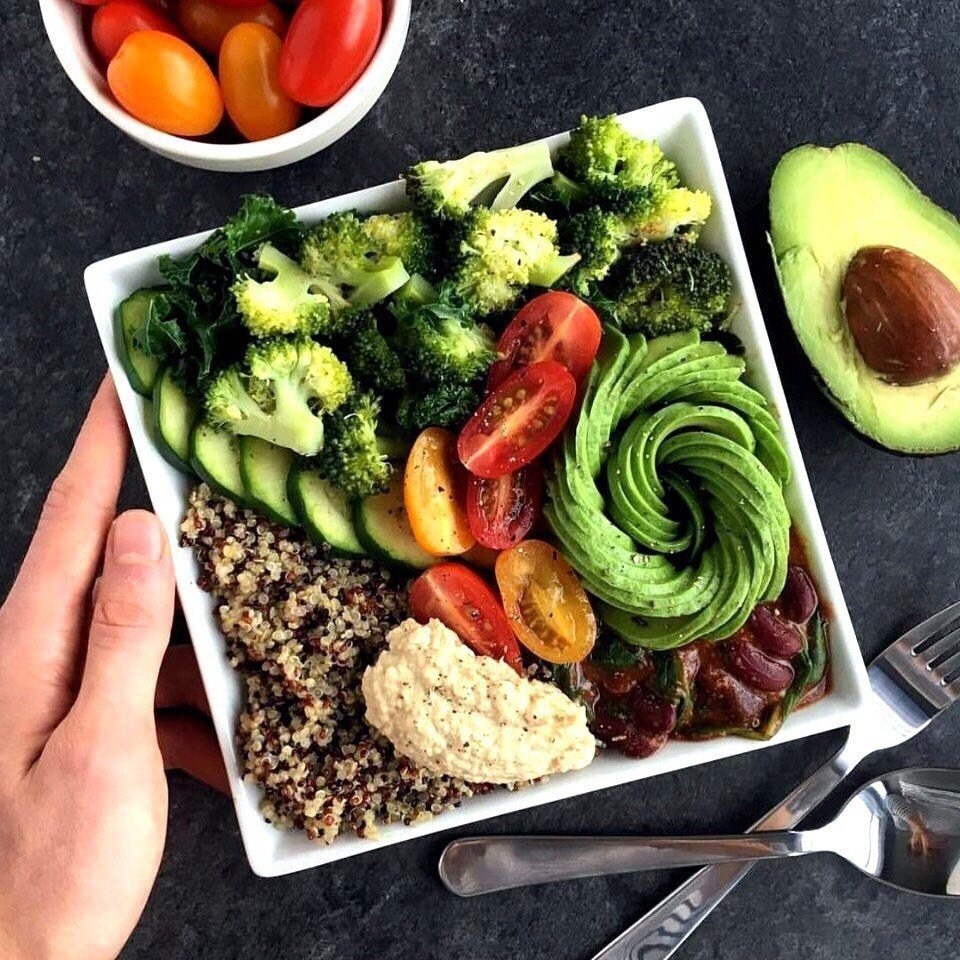 диета для правильного похудения на месяц