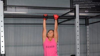 mixed pull-up grip