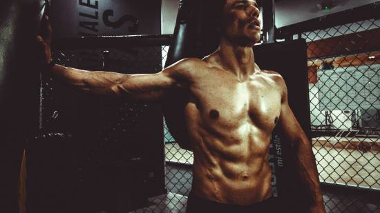 gain muscle naturally